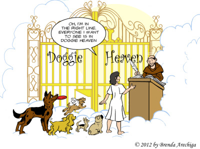 Doggie Heaven - Coming soon!