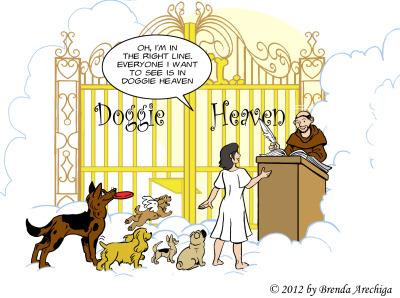 Doggie Heaven - Coming soon!